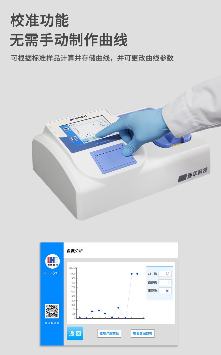 COD氨氮雙參數測定儀